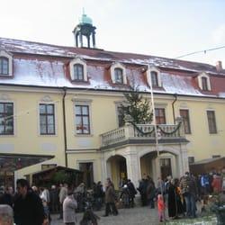 Weihnachtsmarkt Schloß Proschwitz, Meißen, Sachsen