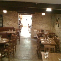 The Resturant area
