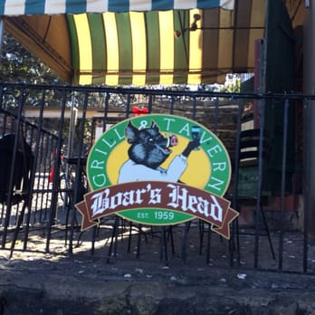 Boars Head Restaurant In Savannah Ga