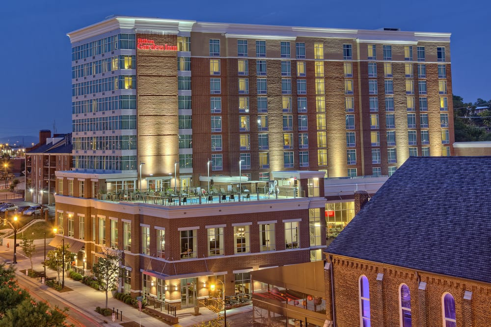 Hilton Garden Inn Nashville Downtown/Convention Center ...