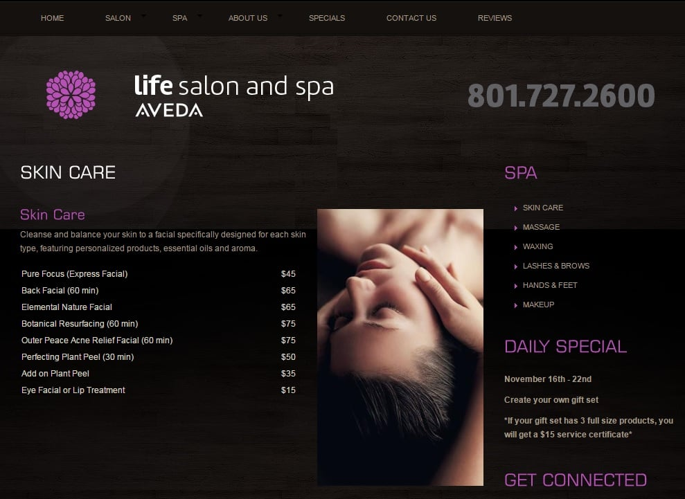 Life Salon And Spa South Jordan