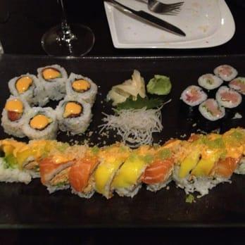 Lim s fine thai and sushi restaurant 82 photos for Aroi fine thai japanese cuisine