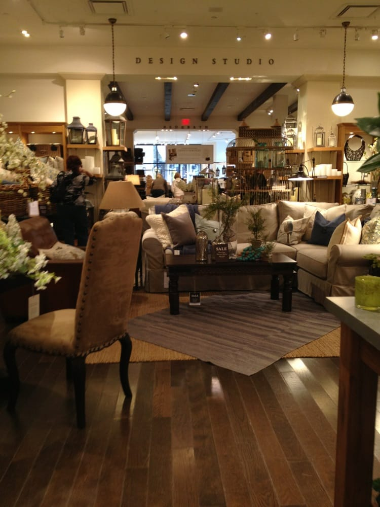 Pottery barn store 885 interior design yelp - Interior designer discount pottery barn ...