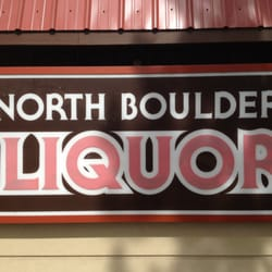 North Boulder Liquor logo