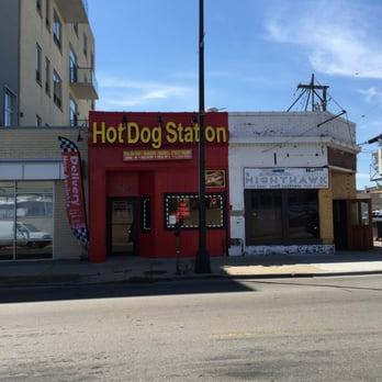 Hot Dog Station Kimball