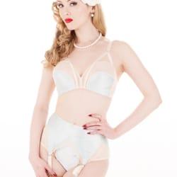 What Katie Did Claudette lingerie
