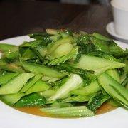 Sautiertes chinesisches Gemüse