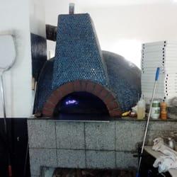 Pizzaofen im Mari