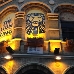 The Lion King, Londres, London, UK