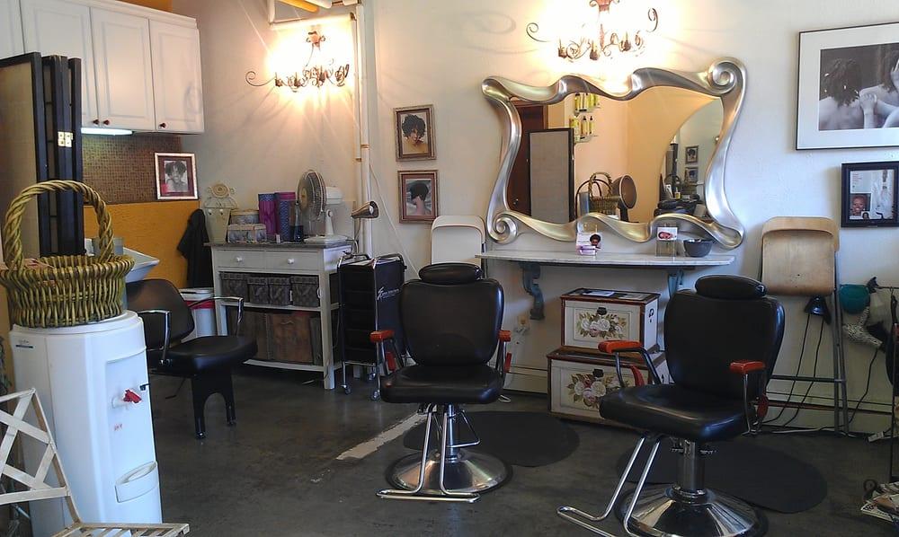 Natural Hair Salon Lenox Ave