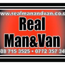Real Man and Van Ltd., London, UK