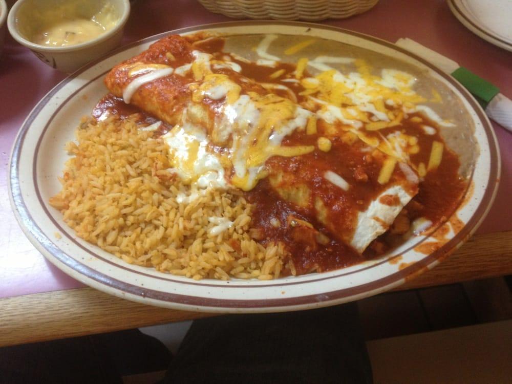 San Marcos Mexican Restaurant  Oklahoma City Ok