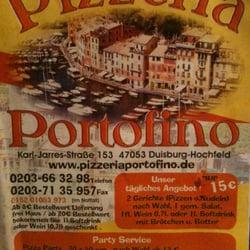 Pizzeria Portofino, Duisburg, Nordrhein-Westfalen