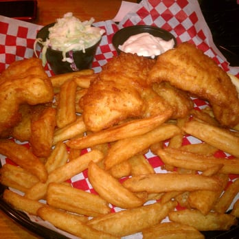 Bonefish mac s sports grille wellington fl united for Mac s fish and chips