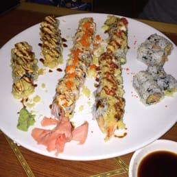 Kumo Japanese Restaurant Davenport Menu