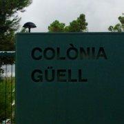 Colonia Guell, Santa Coloma de Cervello, Barcelona, Spain