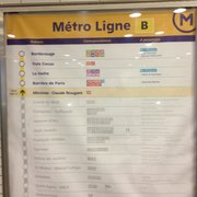 Station de métro Minimes-Claude Nougaro - Toulouse, France