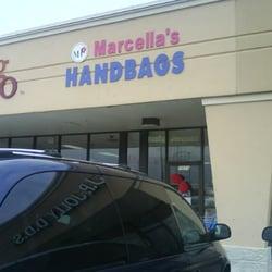 Marcella's Handbags logo