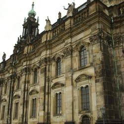 Hofkirche - Trinity Cathedral, Dresden, Sachsen