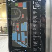 Duke of York Square guidemap.