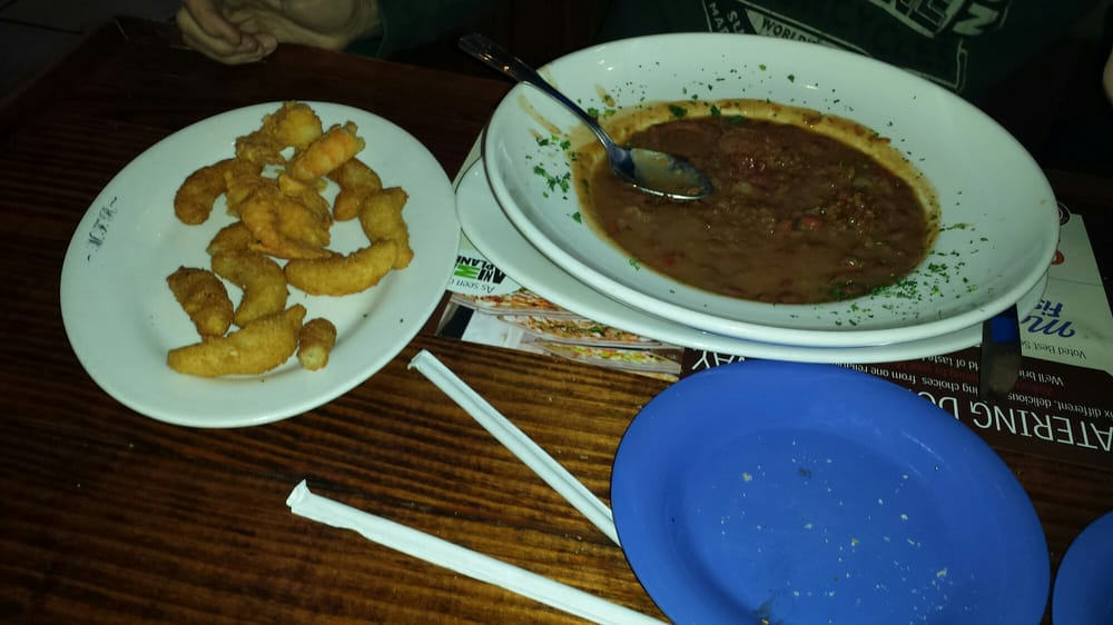 Red beans and rice yelp for Marietta fish market