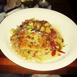 Coconut Crusted Mahi mahi by Cheryl T.