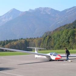 dassu - Deutsche Alpensegelflugschule Unterwössen e.V., Unterwössen, Bayern