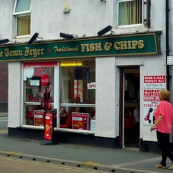 The Town Fryer, Rhyl, Denbighshire