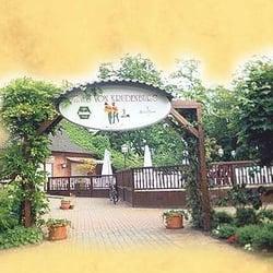 Restaurant u. Café Haus von Krudenburg, Hünxe, Nordrhein-Westfalen