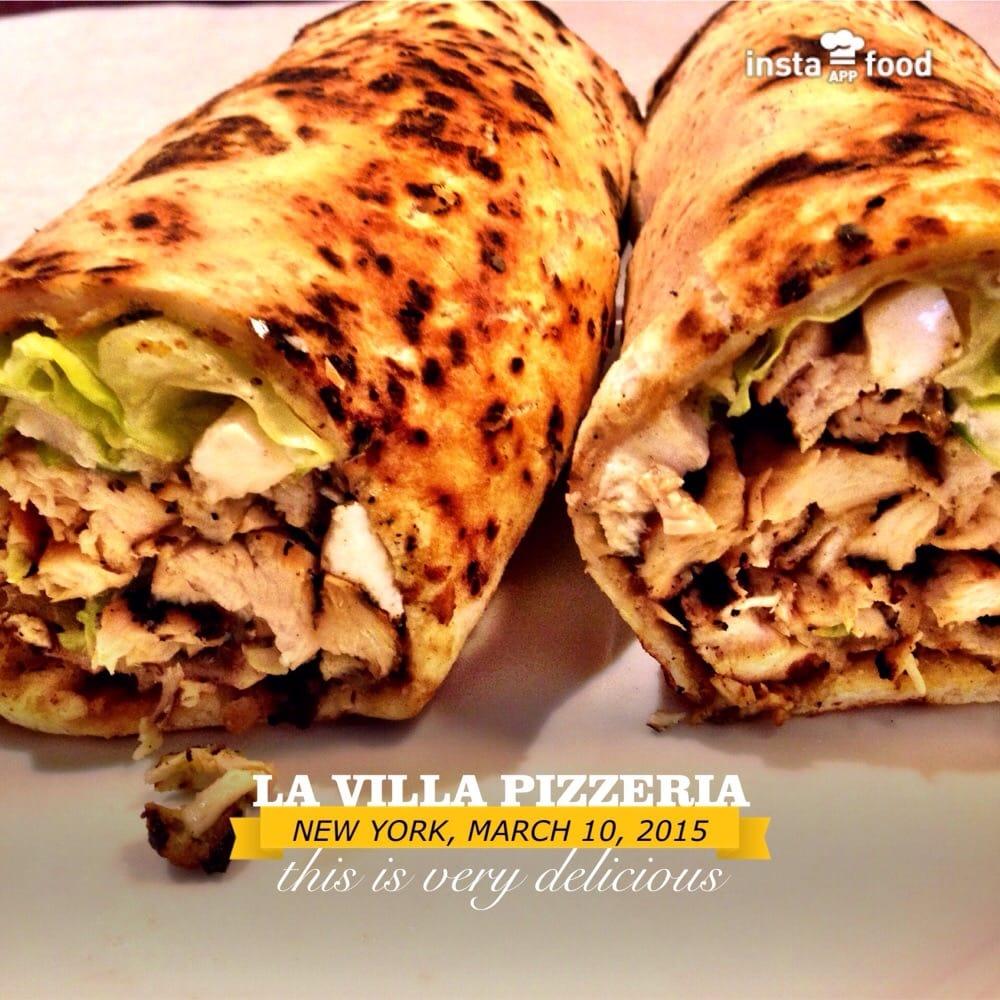 La Villa Restaurant Brooklyn Ny