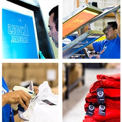 Team color for all your printing needs for Custom t shirts costa mesa