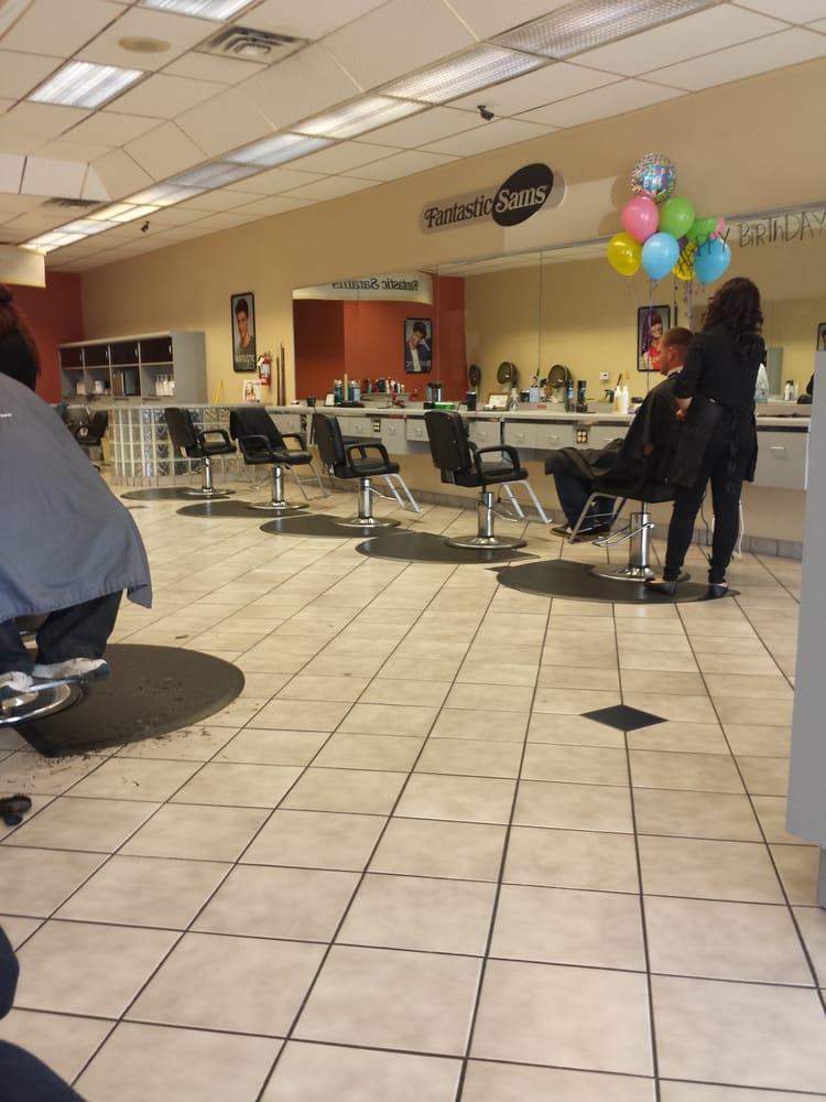Fantastic sams hair salons 15 photos hair salons for Sams salon