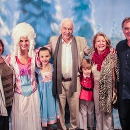 Beverly Hills Ballerina Dance Academy - Beverly Hills, CA, United States. Proud grandparents with grandchildren 2015