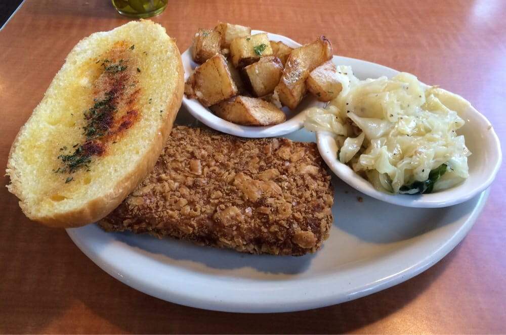 Fried fish combo yelp for Lubys fried fish