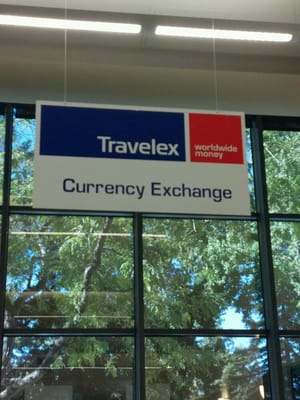 Travelex Currency Services Inc Downtown Sacramento