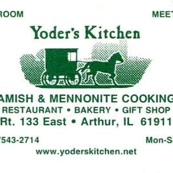Arthur Il Yoder S Kitchen