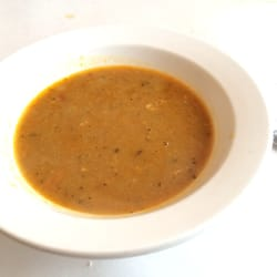 Kabul house tomato yellow lentil soup do yummy perfect for Afghan cuisine sugar land