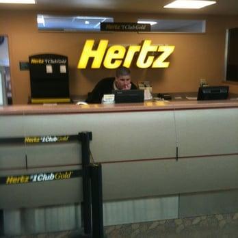 Hertz Car Rental Delayed Flight
