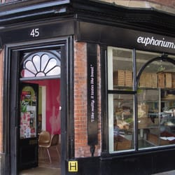 Euphorium Bakery, London