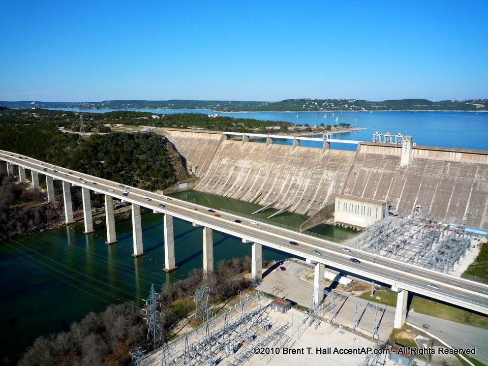 Mansfield (TX) United States  city images : Accent Aerial Photography Austin, TX, United States. Mansfield Dam ...