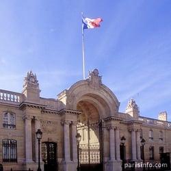 Palais de l'Elysée - Paris, France. Palais de L'Elysée - Claire Pignol