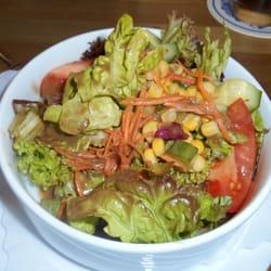 Beilagensalat zum Cordon Bleu
