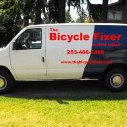 Bikes Kent Wa The Bicycle Fixer Kent WA