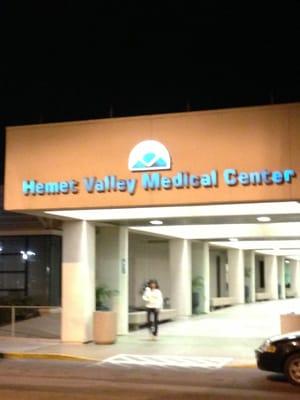 Hemet Ca Hospital Emergency Room