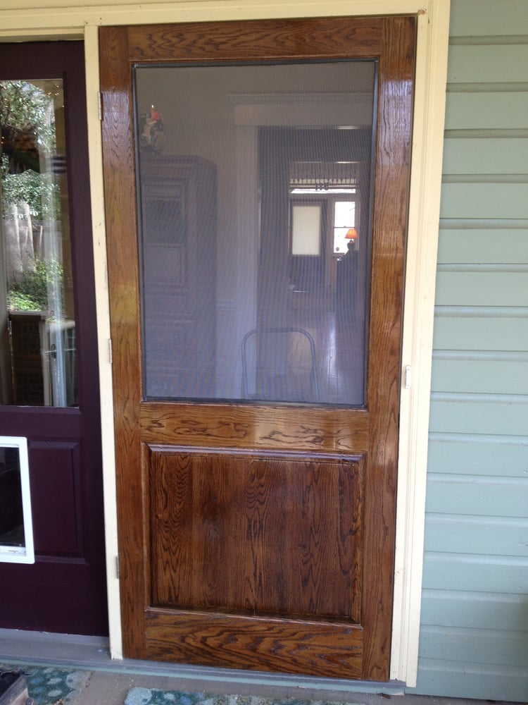 Custom screen door in grant park yelp for American crawlspace reviews