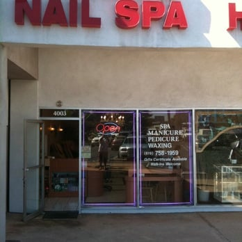 London nails spa nail salons midway san diego ca - Nail salons in london ...