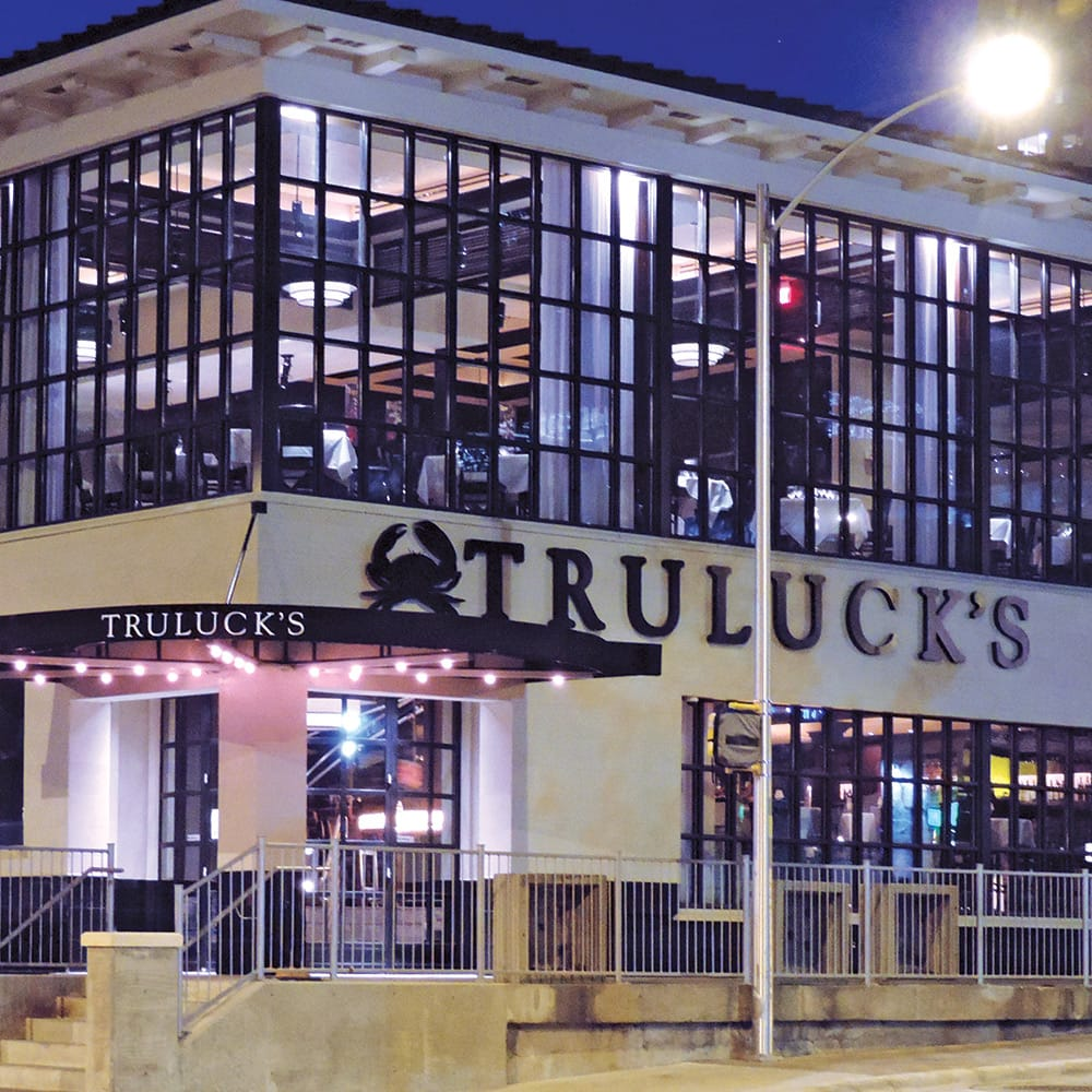 Truluck s seafood steak and crab house 196 photos for Steak and fish restaurants near me