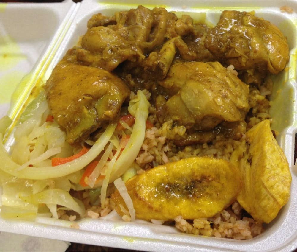 Jamaican Yellow Curry Jamaican Curry Chicken With