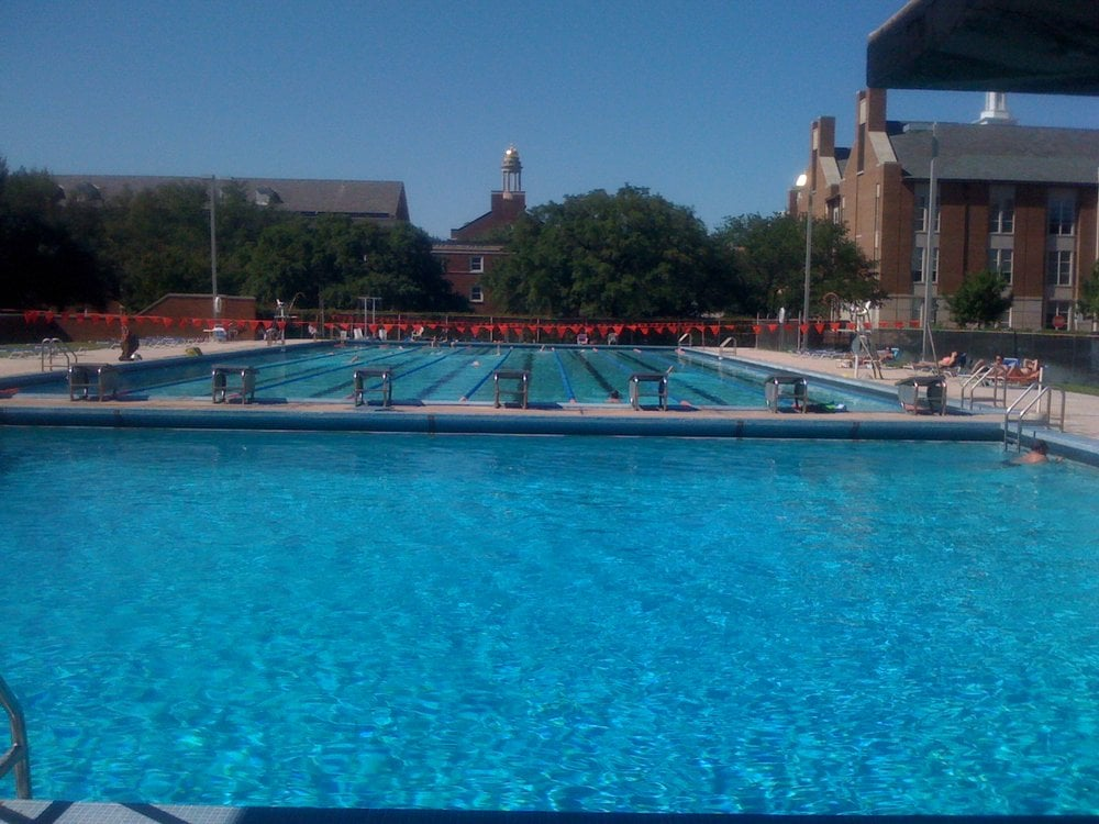 smu barr outdoor pool swimming pools university park dallas tx yelp
