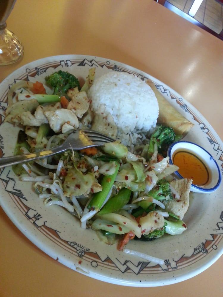 Chana thai cuisine thai inglewood ca yelp for Art cuisine tahiti